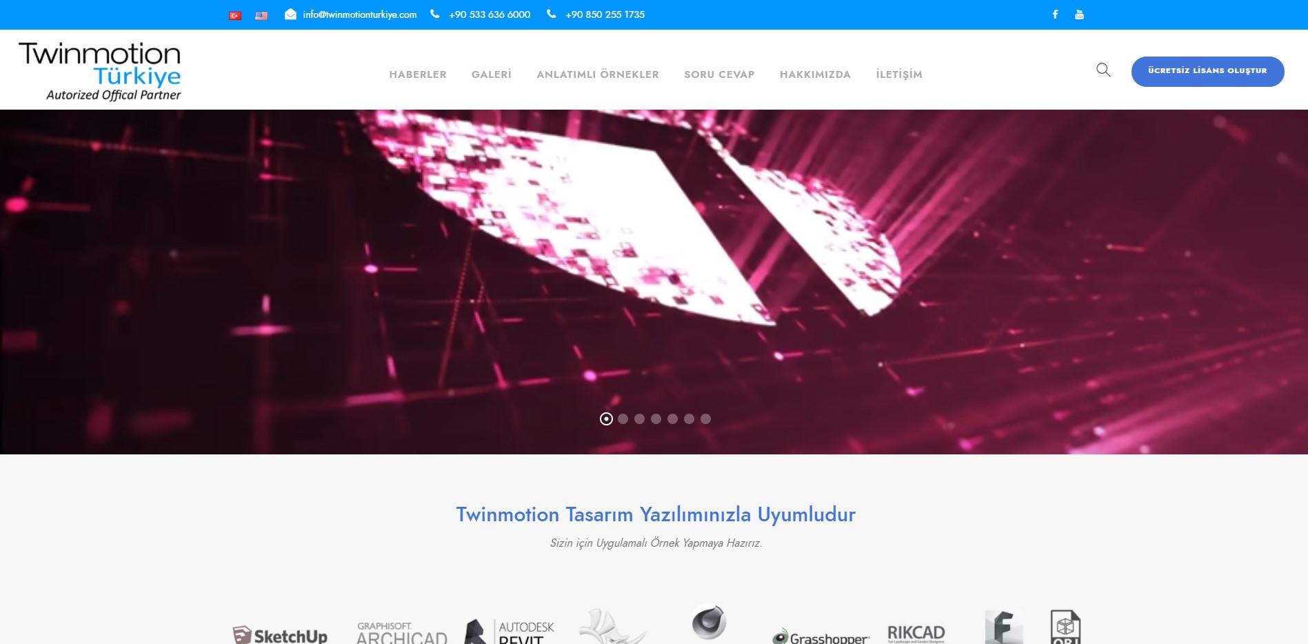 Twinmotion Türkiye